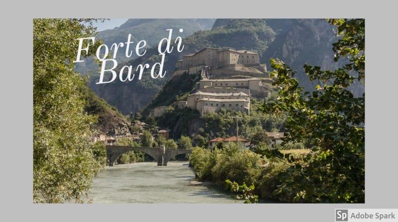 Forte di Bard: guida alla visita
