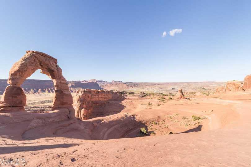 itinerario Grand Circle, il Delicate Arch