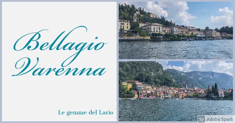 Visitare Bellagio e Varenna, i gioielli del Lago di Como