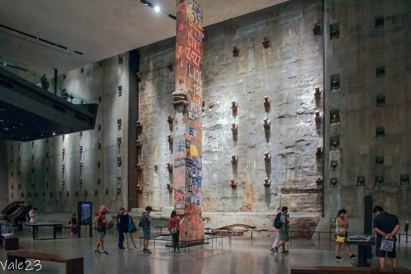 museo11 settembre new york, foundation hall